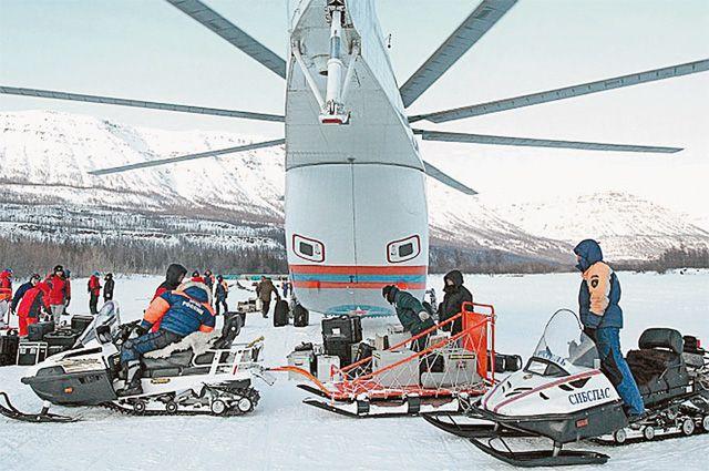 МЧС расширяет работу в Арктике.