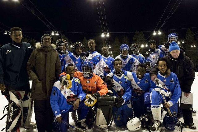 Сборная команда Сомали