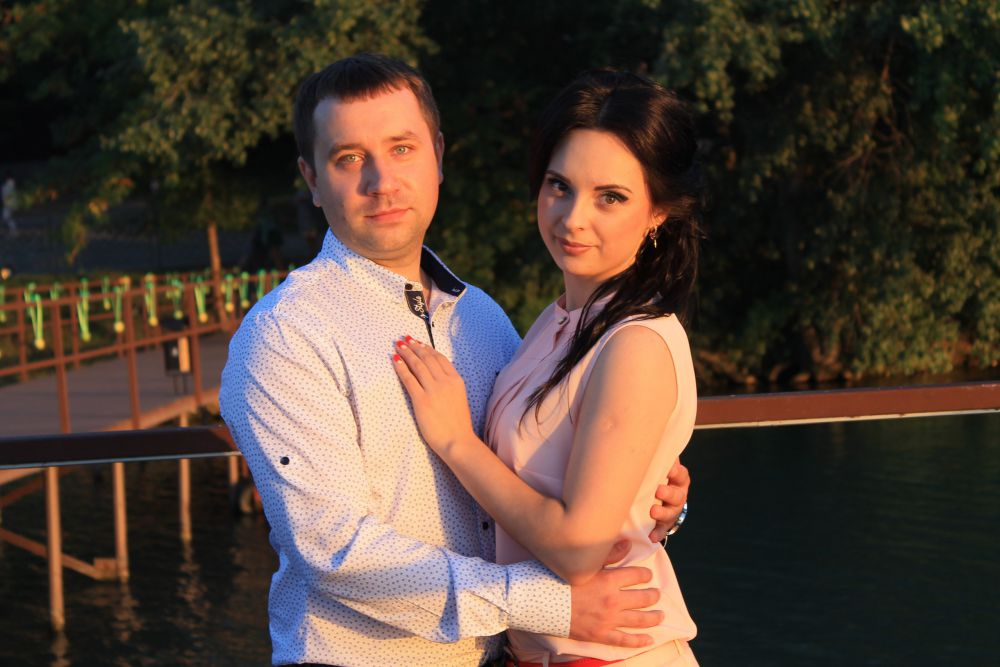Участник №4. Наталья Алимова и Андрей Климов.