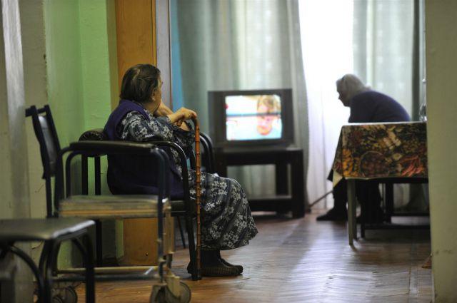Помощь домам престарелых челябинск пансионаты для пожилых в спб и обл