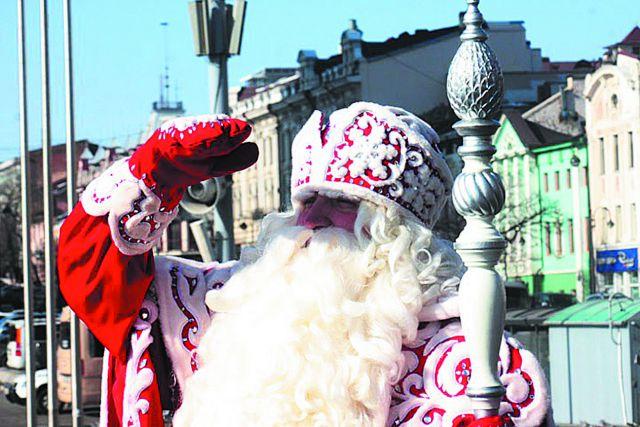 Российский Новый год породнился с лунным календарём.