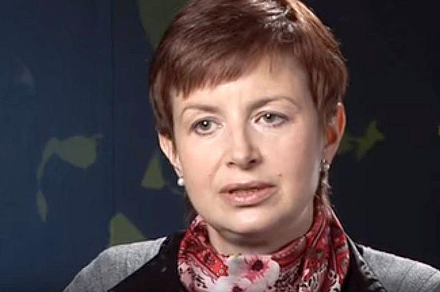 Анна Очкина.