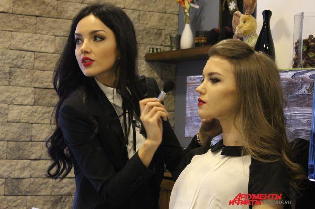 Воронежский визажист Екатерина Орехова рассказала о тонкостях мэйк-апа
