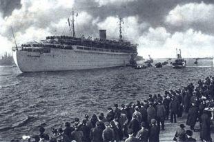 Пассажирский лайнер Wilhelm Gustloff