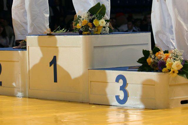 Омские спортсмены показали на соревнованиях достойный уровень подготовки.