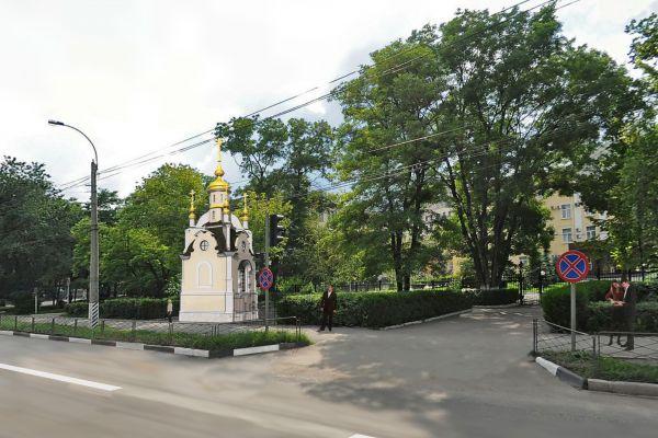 Часовня, ул. Севастопольская