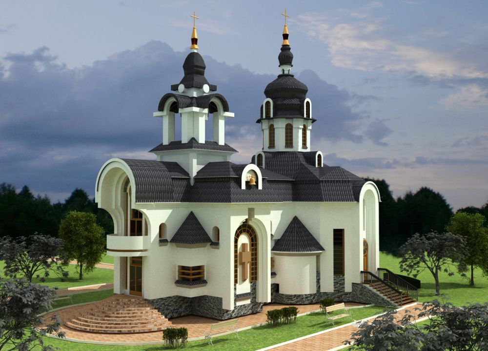 Храм, ул. Маршала Жукова
