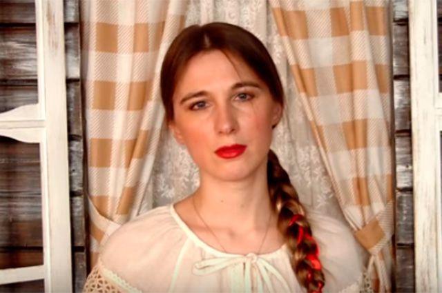 Мария Якушева.