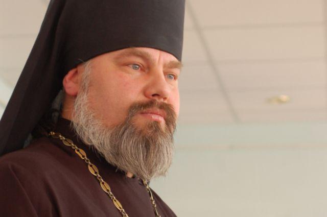Игумен Олег Осипов.