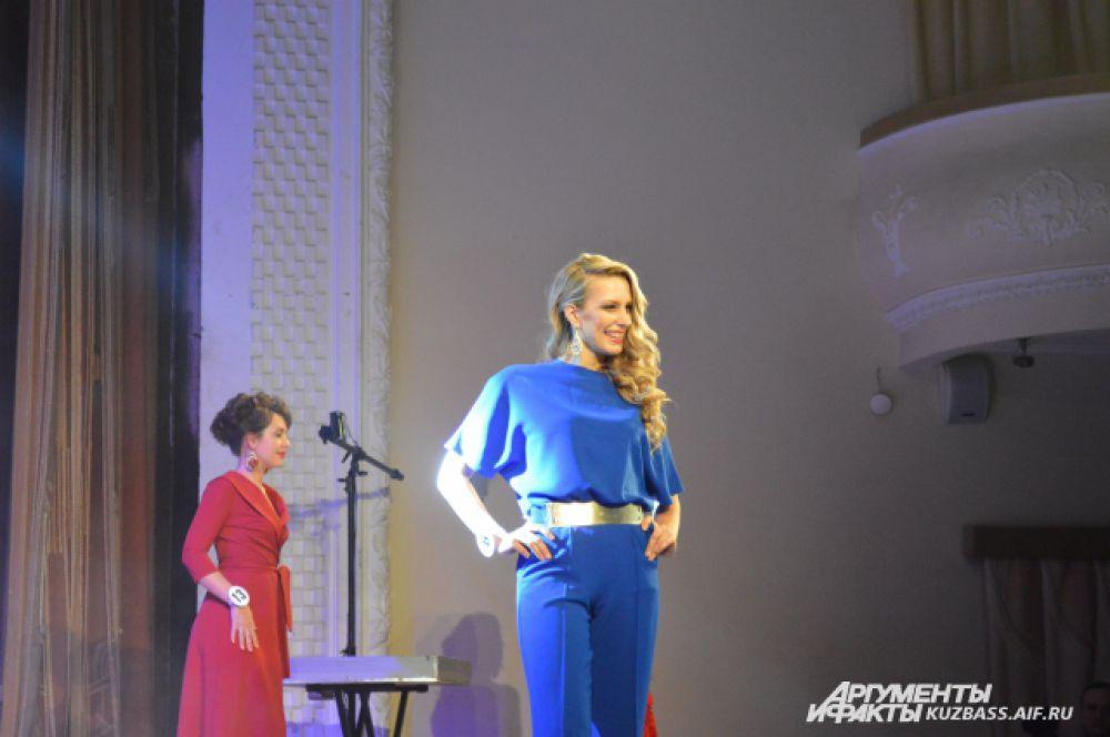 Первая вице-миссис – Светлана Сычева.
