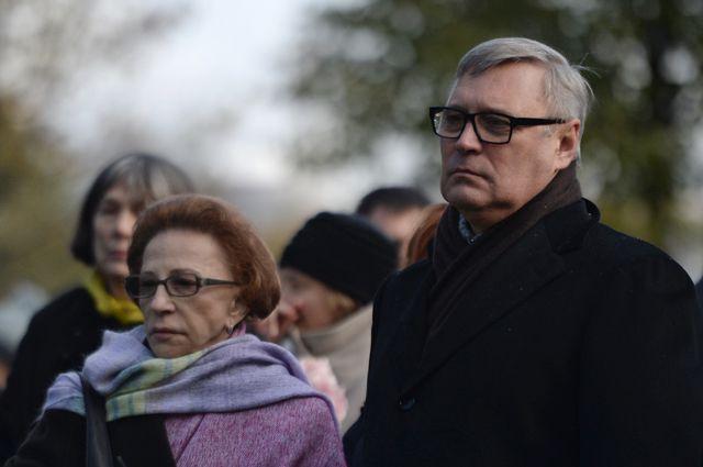 Сопредседатель партии РПР-ПАРНАС Михаил Касьянов