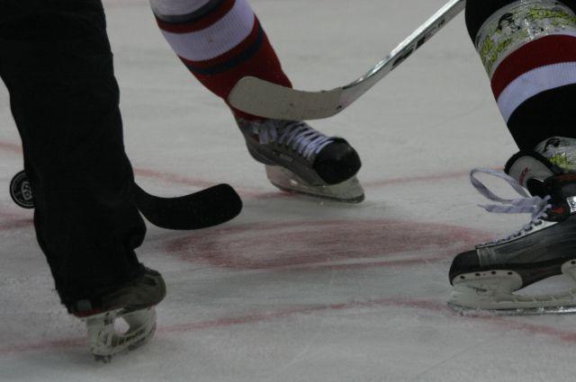 Губернатор Омской области пообещал школьникам организовать встречу с бывшими хоккеистами «Авангарда».