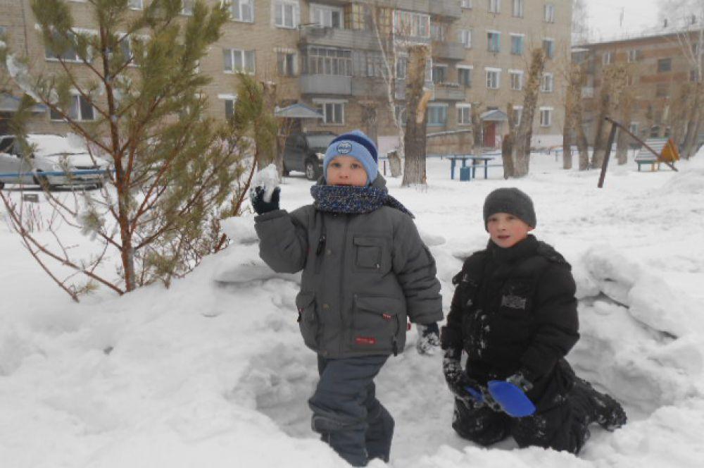 Участник №40. Влад и Алексей Кузнецовы.
