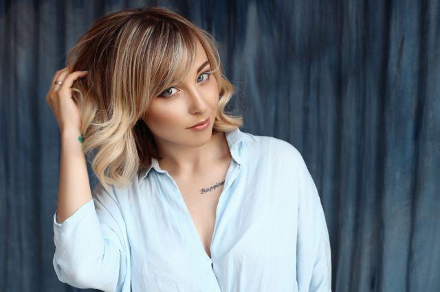 Флорист Катерина Костина.