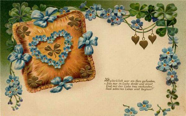 Еще одним символом любви считается знак «Х» - однажды, один из неграмотных людей заверил свою подпись «Х» еще и поцелуем, демонстрируя свою искренность