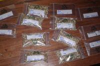 Наркотики были расфасованы отдельными партиями по 100-150 граммов