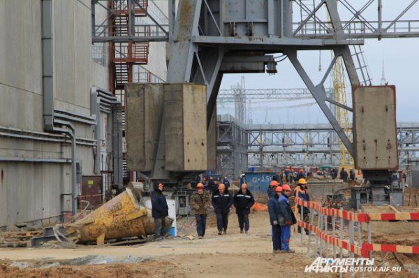 С вводом четвертого блока комплекс Ростовской АЭС будет полностью завершен. Это позволит донской генерации увеличить объемы транспортировки электроэнергии в регионы страны, в том числе и на юг России.