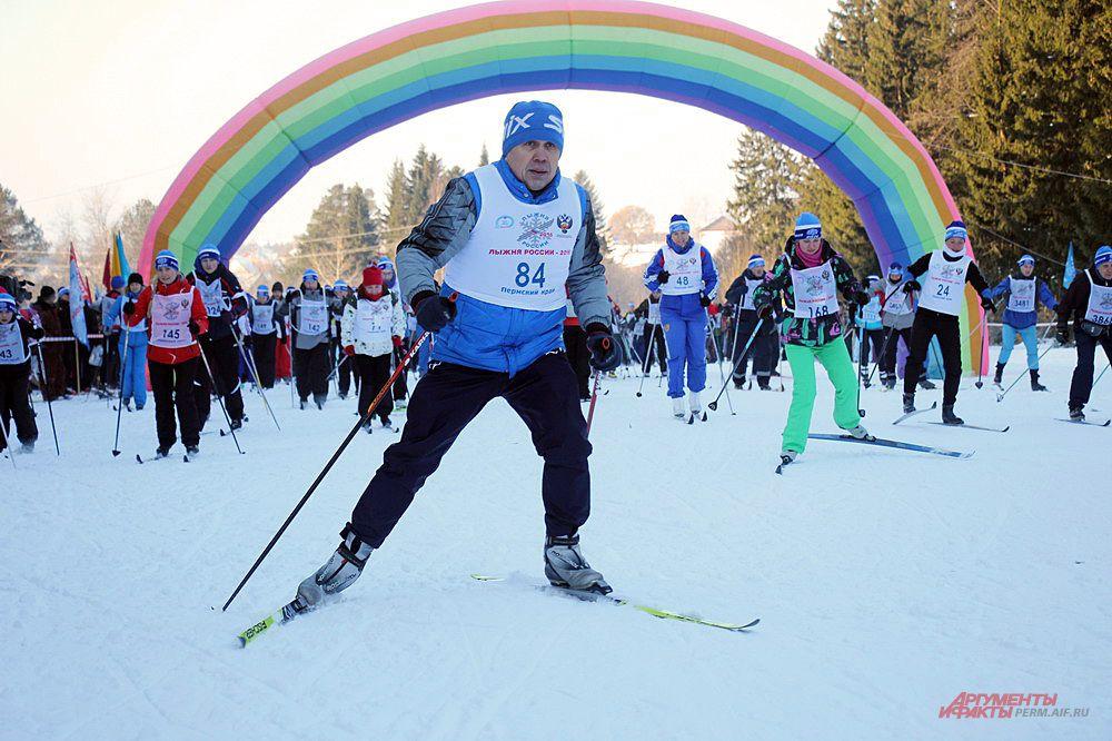 В текущем году соревнования посвящены 120-летию лыжного спорта в России, а также предстоящим летним Олимпийским играм в Бразилии.