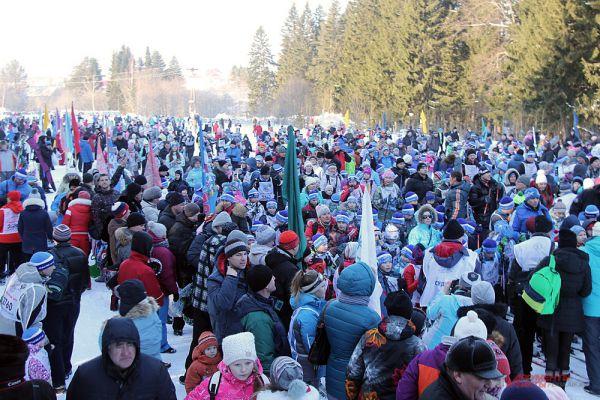 В мероприятии приняло участие более 5 тыс. пермяков и жителей края.
