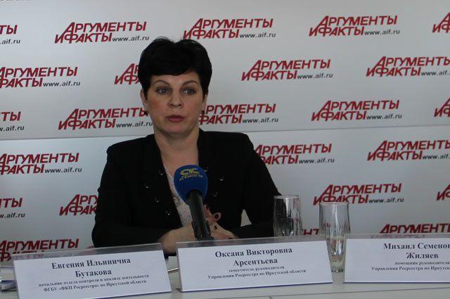 Оксана Арсентьева