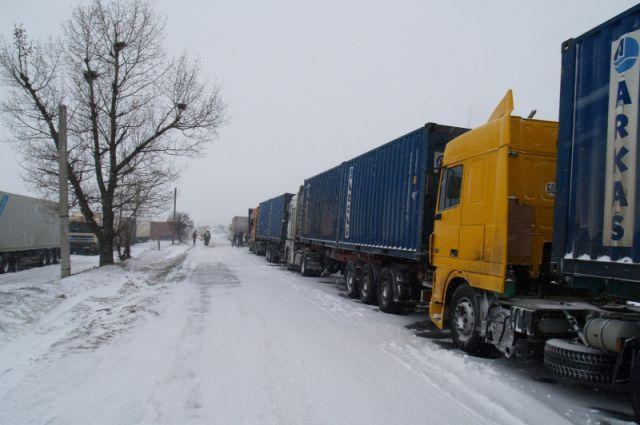 В Минэкономики опровергли блокаду РФ украинских грузовиков