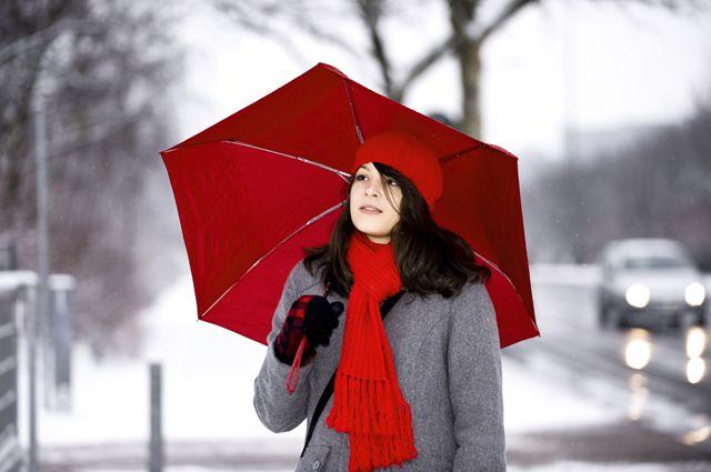 Похолодание сосадками ожидается в столицеРФ  иобласти всередине недели