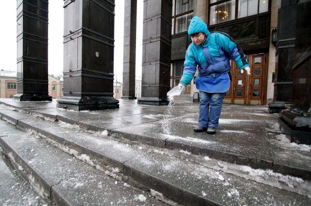 Похолодание сосадками ожидается в российской столице  иобласти всередине недели