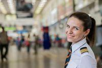 Анна Гривцова стала пилотом, как её отец и дед.