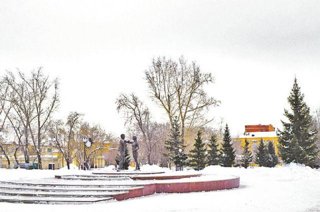 Мэр Омска утвердил «дорожную карту» по дальнейшему благоустройству парка.