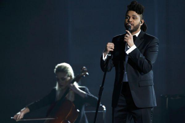 The Weeknd номинирован на «Грэмми» семь раз.