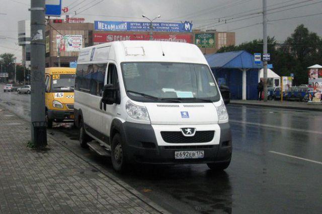 За остановки в неположенном месте для водителей маршруток предусмотрен штраф.
