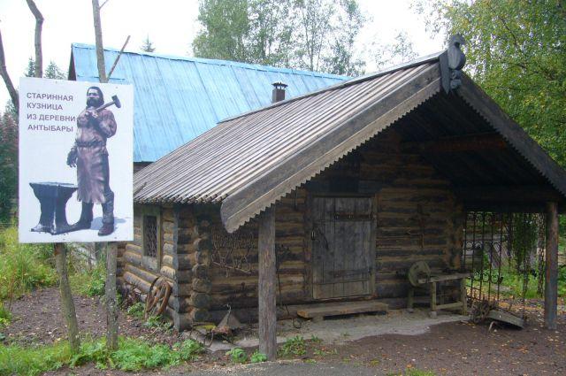 Этнопарк реки Чусовой