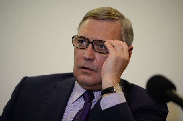 Дело онападении наКасьянова передали вглавк МВД поМоскве