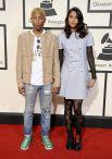 Pharrell Williams & wife Helen Lasichanh