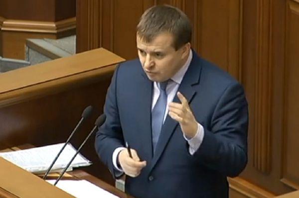 Министр энергетики и угольной промышленности Владимир Демчишин, , квота от парламента.