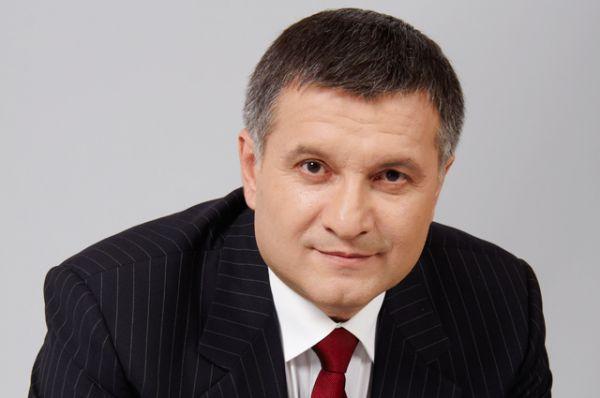 Министр внутренних дел Арсен Аваков, квота от парламента.