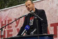 Лидер движения «анти-НАТО» Игорь Дамьянович.