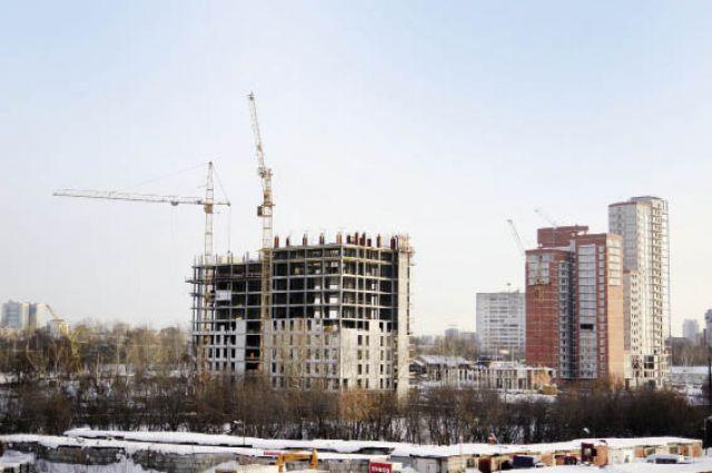 Объём предложения квартир в новостройках Перми за январь сократился на 21 %.