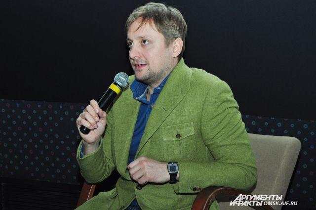 Сын Никиты Михалкова привёз в Омск свой первый полнометражный фильм.