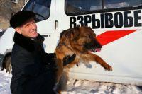 4-5 вызовов ежедневно бывает у взрывотехников в Челябинске.