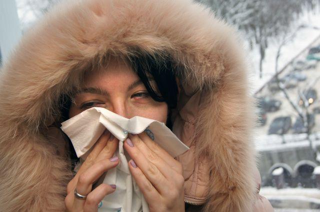 В областном центре эпидемический порог превышен на 20%.
