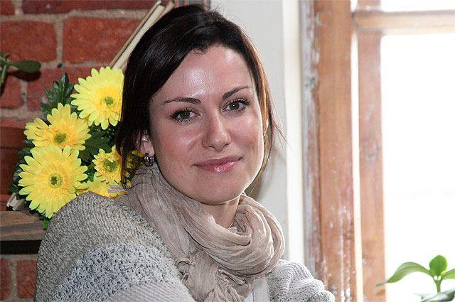 Анна Ковальчук.