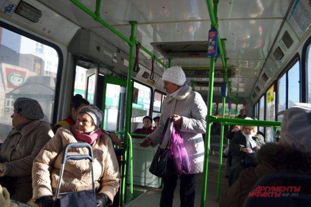 Похоже, скоро общественным транспортом будут пользоваться только льготники.