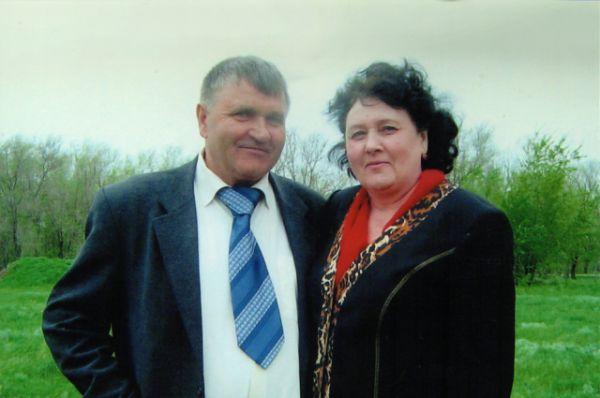 10. Семья Ткачёвых, п. Орловский, Орловский район, Ростовская область.