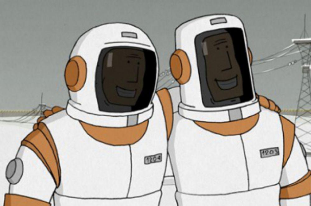 «Лучший короткометражный анимационный фильм» – «Мы не можем жить без космоса», Россия