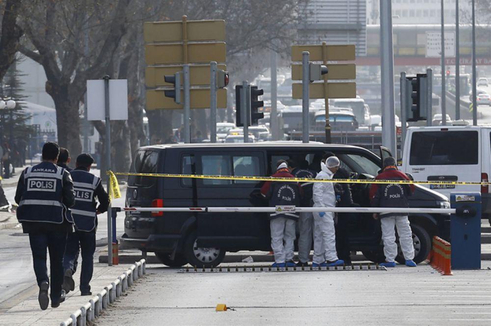 Это четвёртый крупный теракт в Турции за последние несколько месяцев.