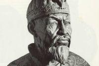 Реконструкция облика Тамерлана по его черепу. Михаил Михайлович Герасимов, 1941 г.