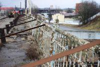 До 20 декабря 2016 года закрыто движение транспорта на участке ул. Суворова — от ул. Южной до переулка Нансена.