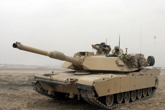 M1 Abrams — основной боевой танк США