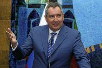 Вице-премьер правительства России Дмитрий Рогозин.